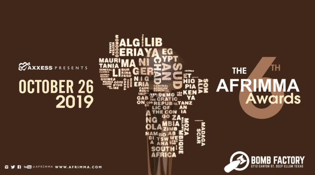 6th annual Afrimma Awards